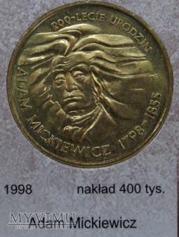 2 zł 1998 07