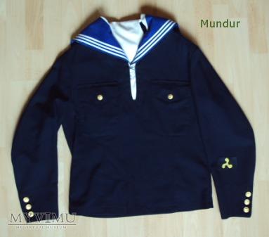 Marinen bluza marynarska