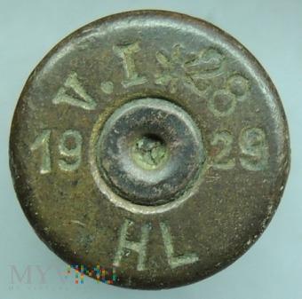 Łuska 8x58 R Krag V.I.28 29 HL 19