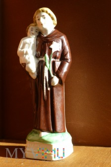 Święty Antoni z dzieciątkiem nr 630