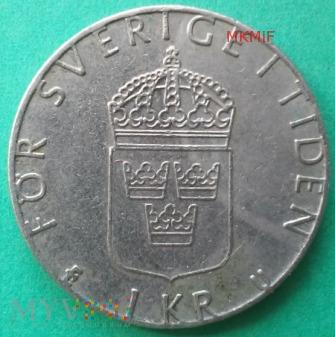 1 Korona Carl Gustaf XVI 1981