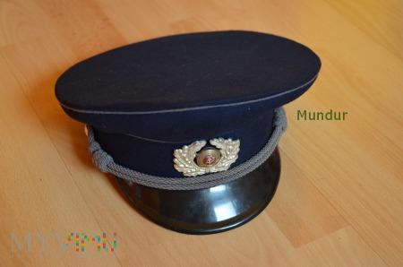 Strafvollzug - czapka podoficerska