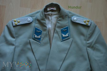 Gesellschaftsuniform of. młodszego lotnictwa NRD