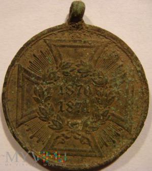 Kriegsdenkmünze für die Feldzüge 1870–71