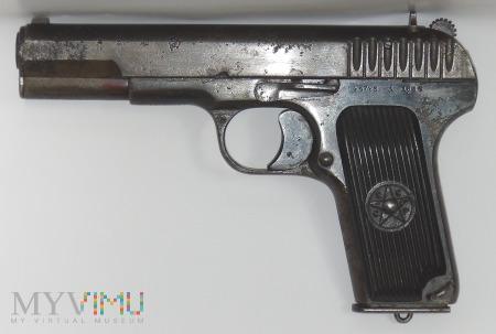 Pistolet TT-33 (1936)