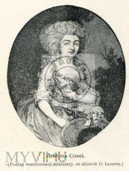 Cosel hrabina - faworyta krola Augusta II