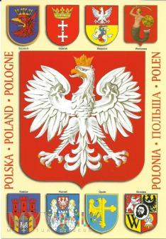 POLSKA- POLAND- POLOGNE - POLONIA - POLEN - ПОЛЬША