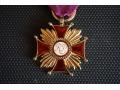 Złoty Krzyż Zaslugi - Białkiewicz Londyn