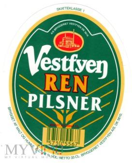 Vestfyen Ren Pilsner