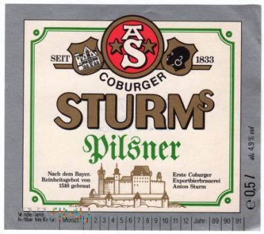 STURMs Pilsner