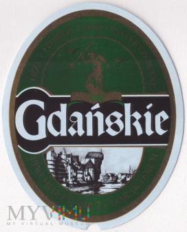 Gdańskie, trzy chmiele