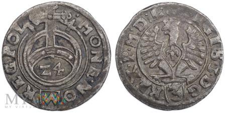 Duże zdjęcie Półtorak 1614 Bydgoszcz (z orłem)