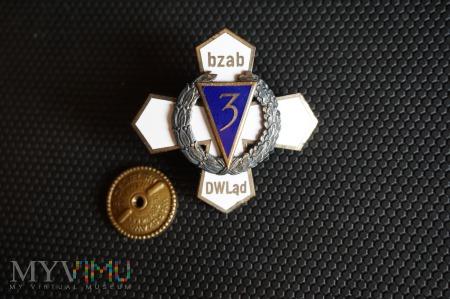 3 Batalion Zabezpieczenia DWLąd. Nr 207.
