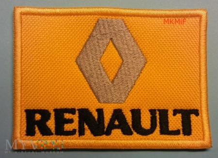 Duże zdjęcie Naszywka Renault