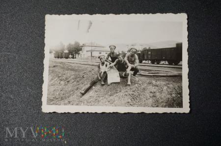 Duże zdjęcie Rosjanie 1939r prawdopodobnie przed napaścią ?