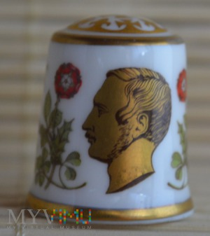 ROYAL CROWN DERBY/Książę Albert