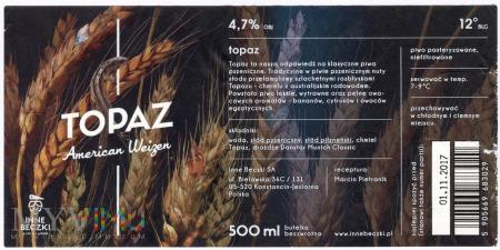 Inne Beczki, Topaz