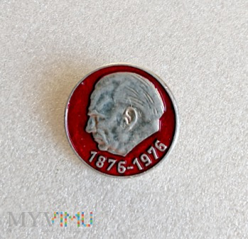 Odznaka z DDR