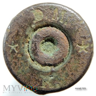 Łuska 7,63 x 25 D.M.*K.*