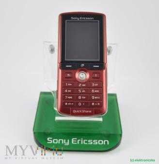 Duże zdjęcie Sony Ericsson K750 czerwony