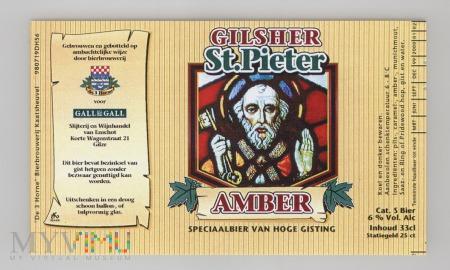 De 3 Horne, Gilsher Amber