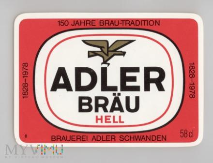 Adler Brau Hell