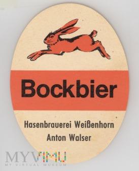 Hasen Brauerei Bockbier