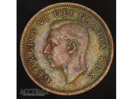 1 cent 1950 CANADA