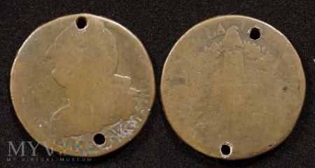 Francja, 24 Deniers 1792