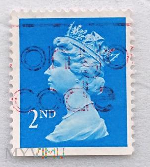 Elżbieta II, GB 1216CDu