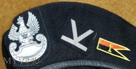 Sierżant sztabowy 1 Warszawskiej Brygady Pancernej