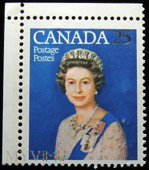 Kanada 25c Elżbieta II