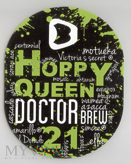 Boctor Brew, Hoppy Queen