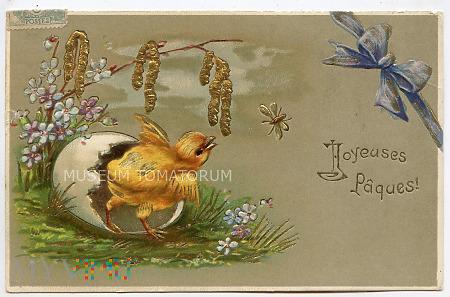 Wesołych Świat Wielkanocnych 1906