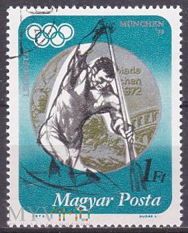 Silver medalist Tamas Wichmann