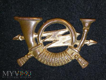 Odznaka pocztowa RP II