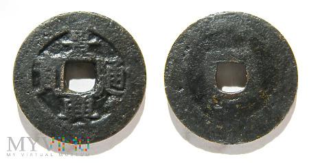 1 cash 1740-1786