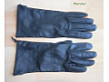 Rękawiczki letnie skórzane 962/MON