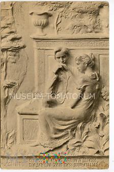 Schiller - On i Ona - pocz. XX wieku