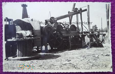 Kryg - kopalnie ropy naftowej