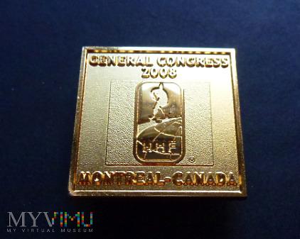 General Congress IIHF 2008