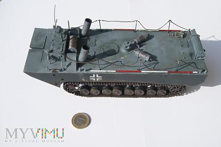 Landwasserschlepper prototype no. 1