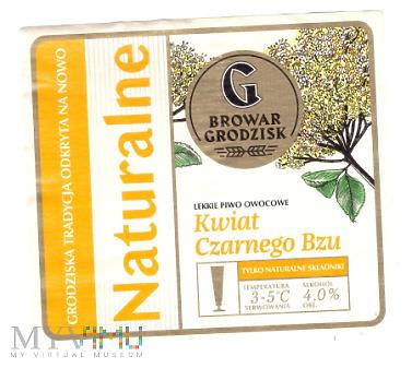 Piwo Naturalne Kwiat czarnego Bzu