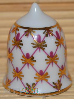 ŁOMONOSOW -siatka różowa