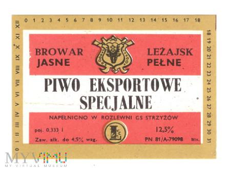 Piwo Eksportowe Specjalne