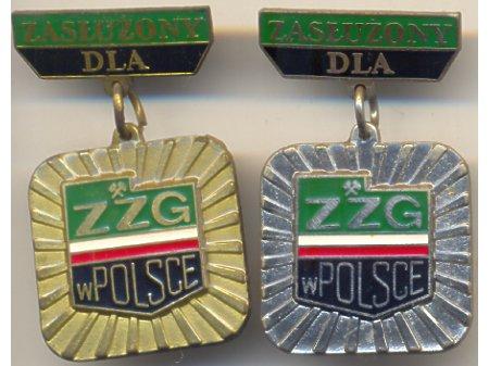 Zasłużony dla ZZG w Polsce