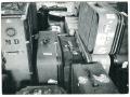 kufry i walizki Marleny Dietrich pocztówka