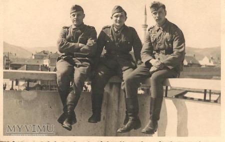 Zolnierze armi Niemieckiej na Kaukazie