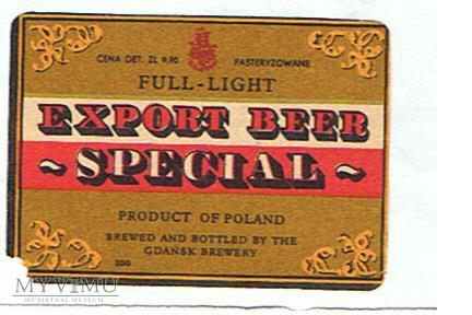 export beer special
