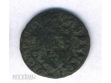 szeląg koronny 1660 5